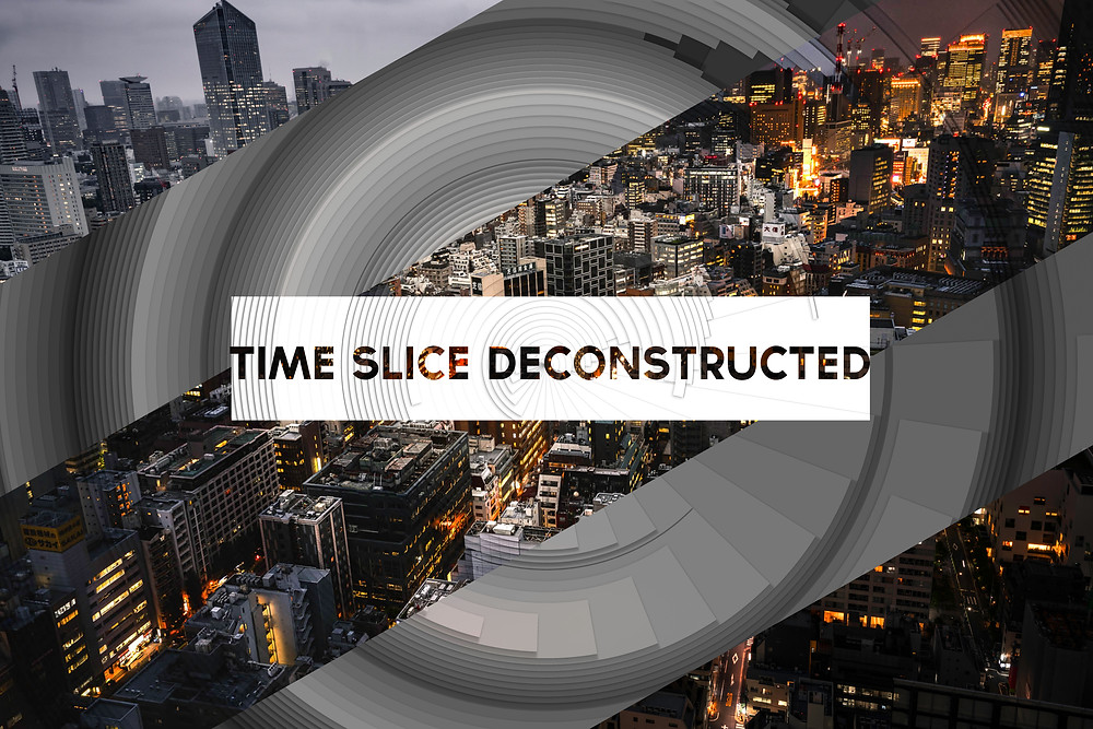 Visualization of a Time Slice Desonconstructed