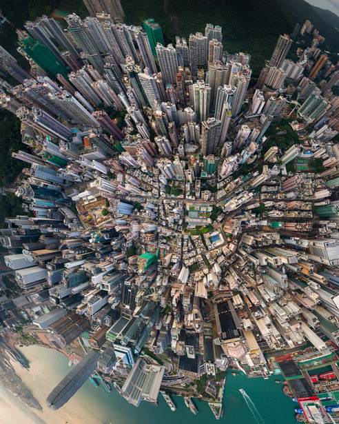 Hong Kong 360 unwrapped