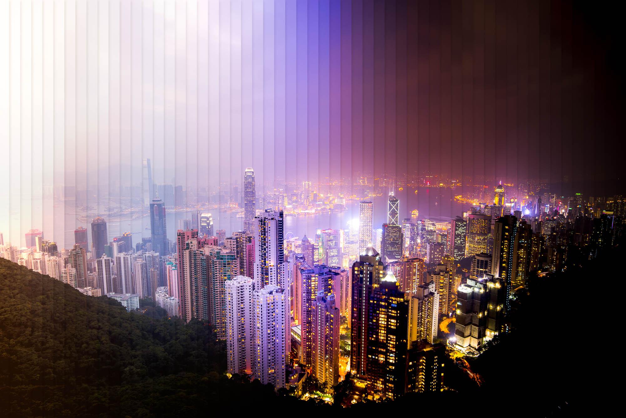 Timeslice Hong Kong in 57 Photos