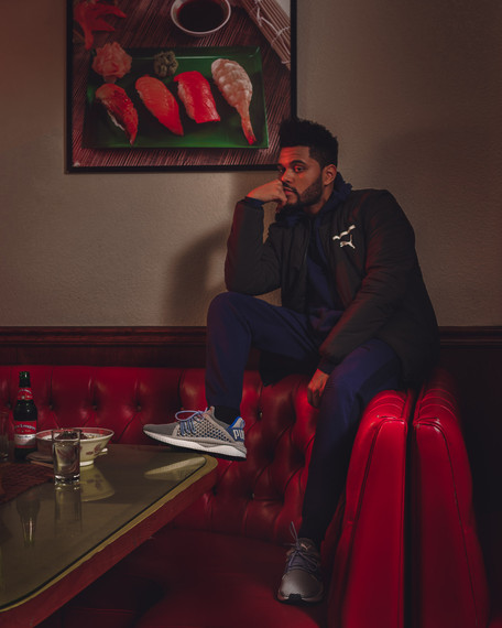 The Weeknd x Puma
