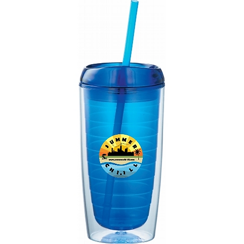 $30 in Drink Tickets + Official Summer Chi.ill Insulated Tumbler