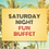 Thumbnail: All-You-Can-Eat Buffet (Blue Ticket)