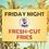 Thumbnail: Fresh Cut Fries (Yellow Ticket)