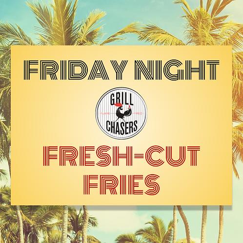 Fresh Cut Fries (Yellow Ticket)