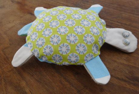 Doudou tortue - Nature d'êtres