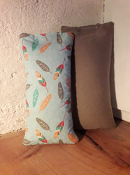 Bouillotte rectangle - 11x32 cm