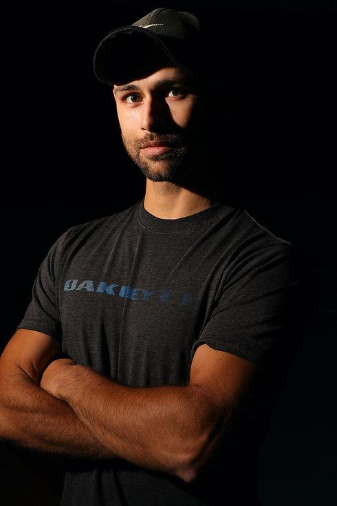 Brandon Larsen tennis professional
