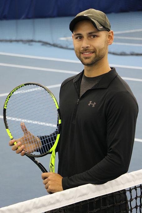 Tennis Professional Brandon Larsen