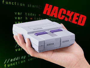 How to Hack your SNES Mini and Add More Games