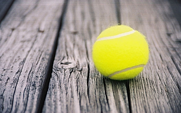 Tennis ball at Montclair Tennis Club