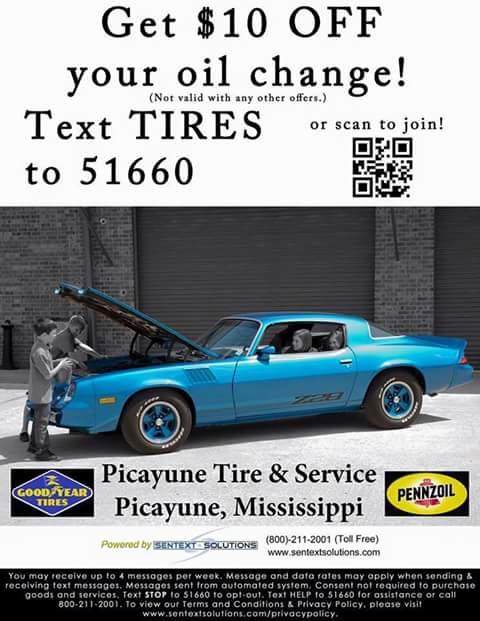 Picayune Tire & Service