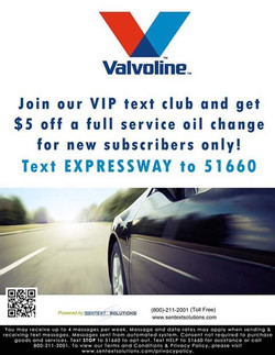 Valvoline Expressway