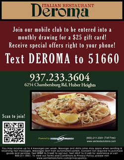 Deroma Italian Restaurant