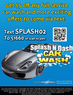 Splash N Dash Car Wash