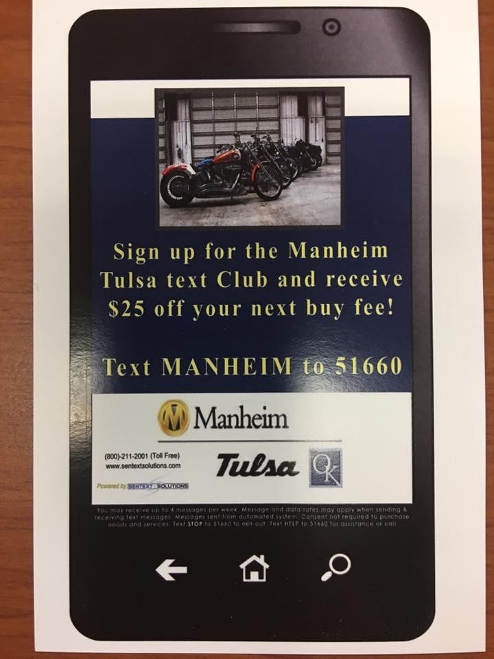 Manhelm Tulsa Auto Action