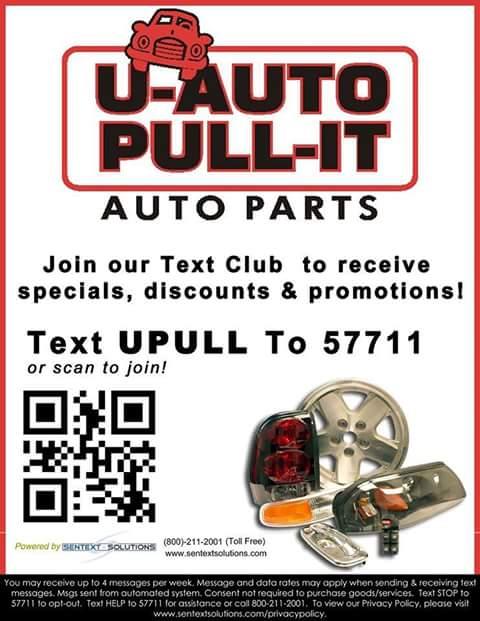 U-Auto-Pull-It