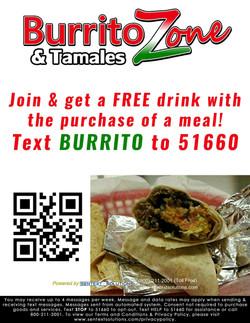 Burrito Zone & Tamales