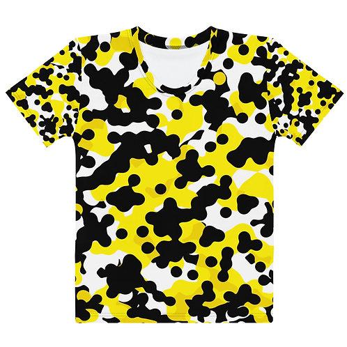 Yellow Frog | Women's T-shirt