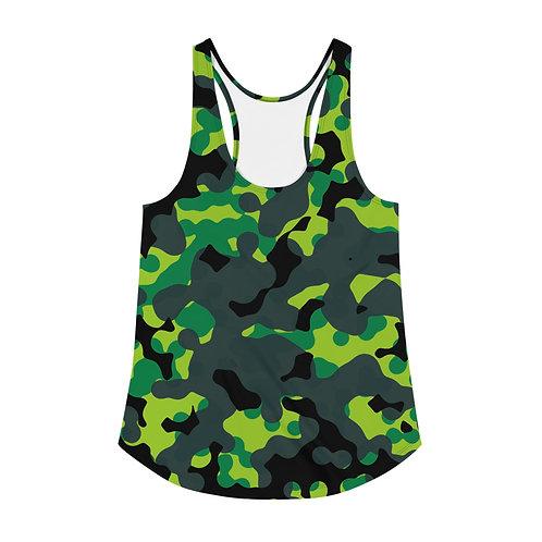 Green Frog | Women's Racerback Tank