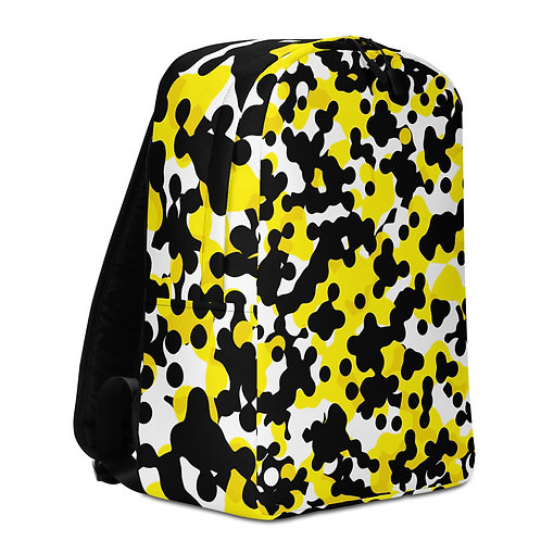 Yellow Frog | Back pack