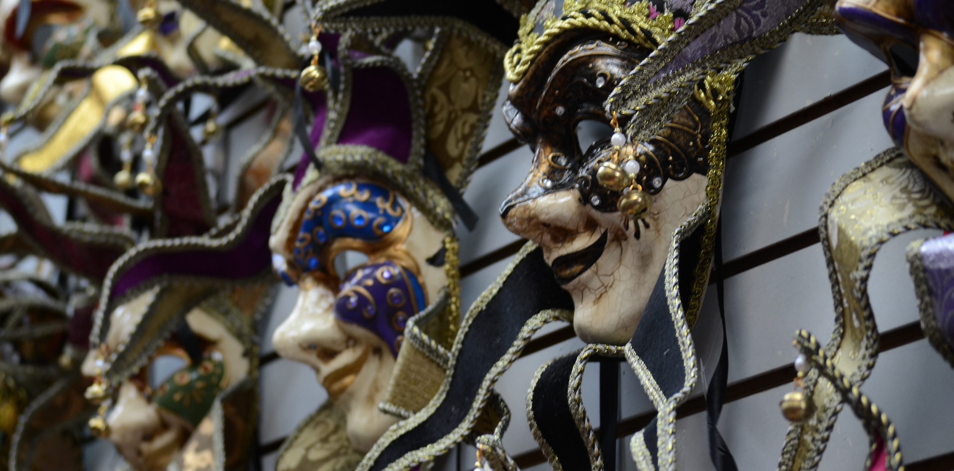 New Orleans Masks-2015