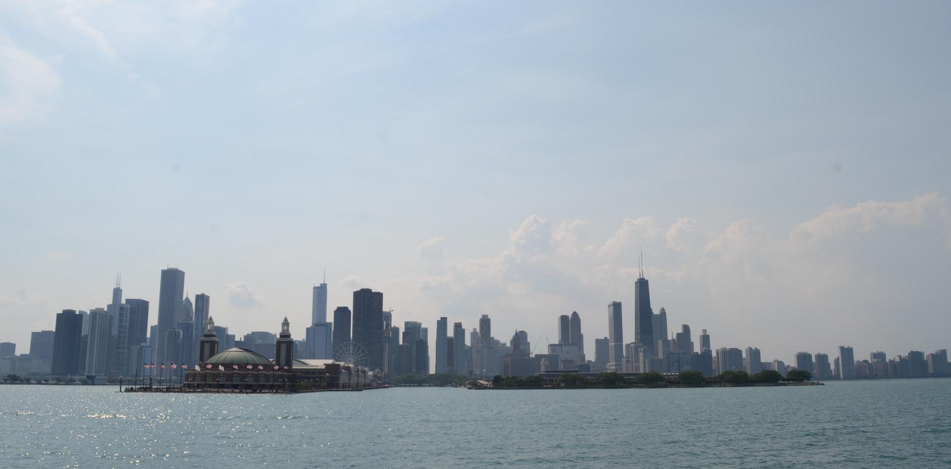 Chicago Skyline 2017
