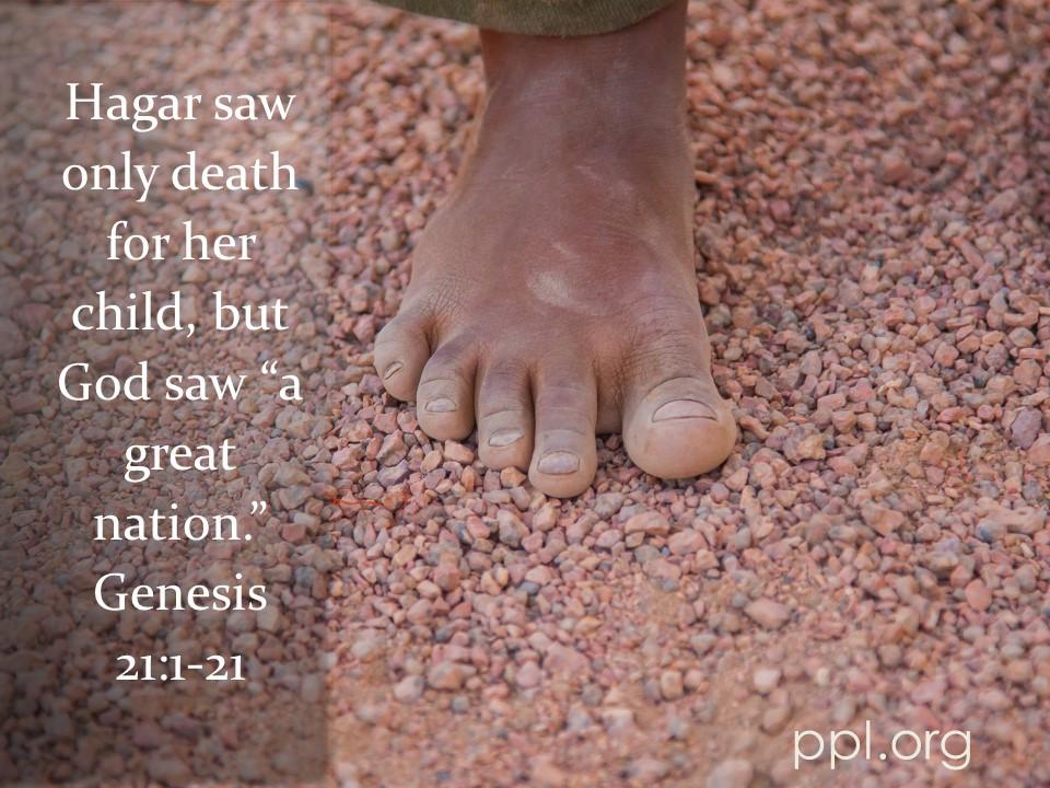 Genesis 21:1-21