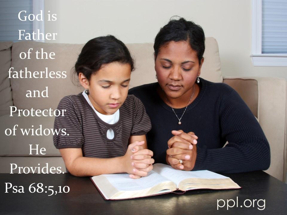 Psalm 68:5,10