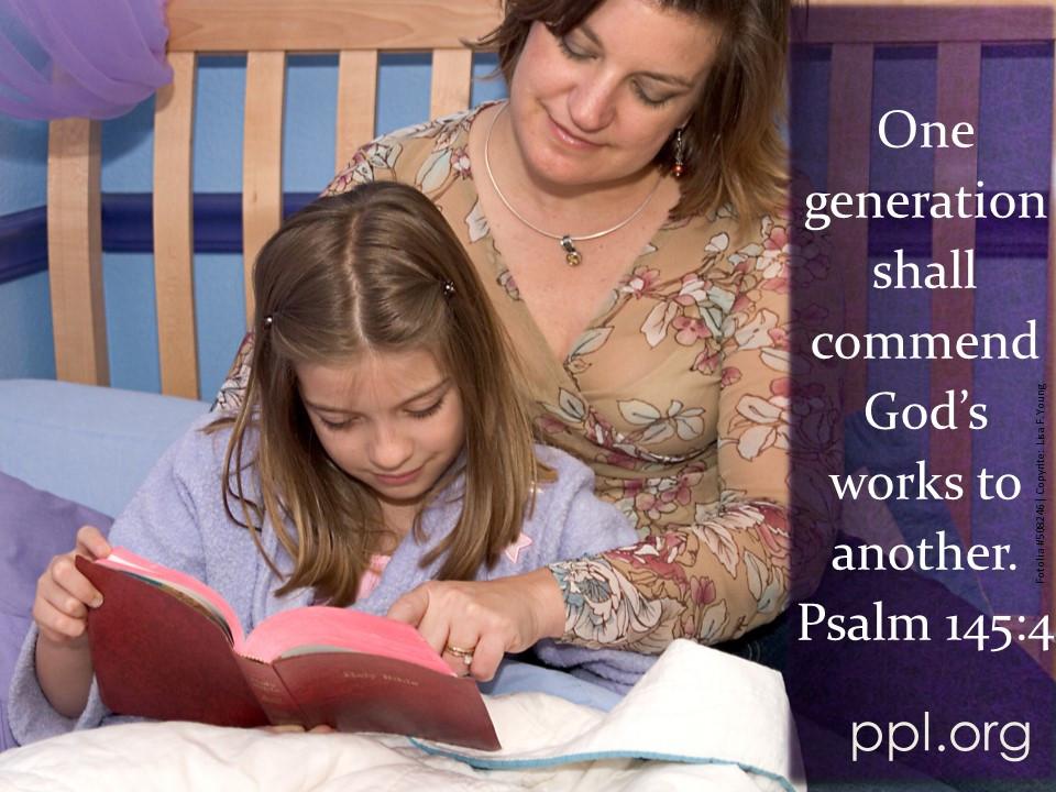 Psalm 145:4