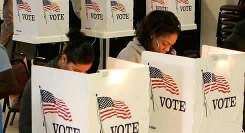 Electin black women voting.jpg