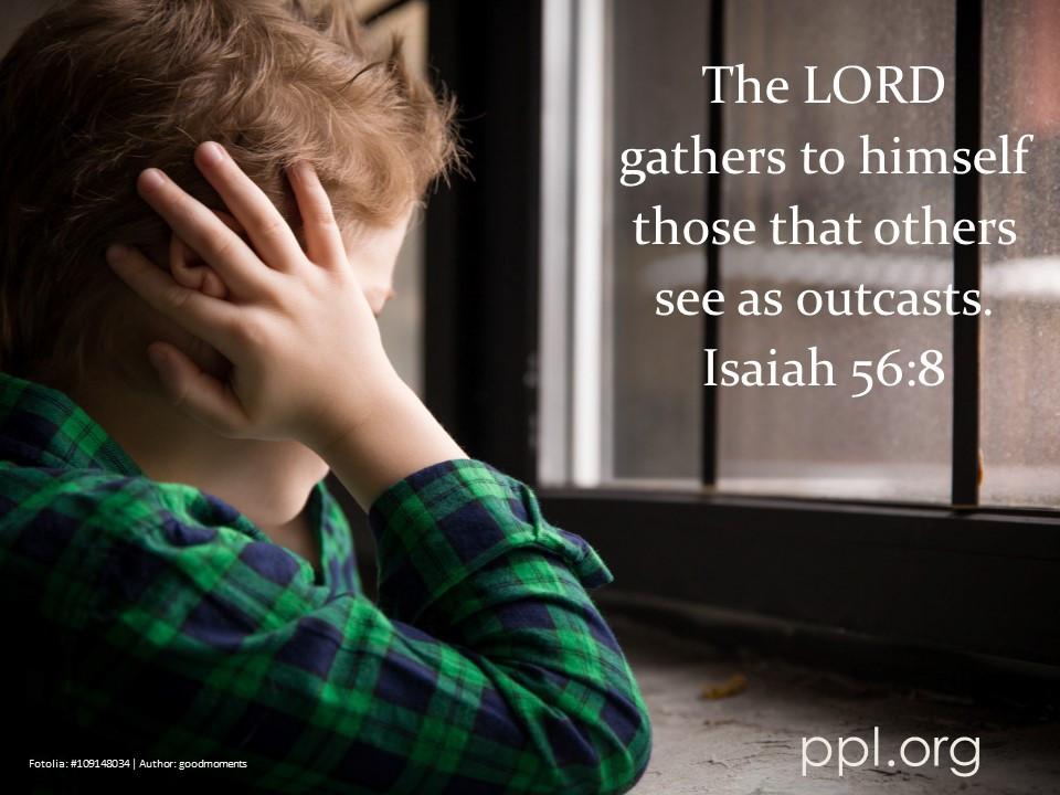 Isaiah 56:8