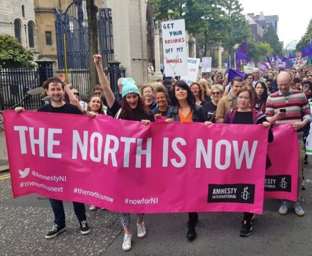 Northern Ireland's Abortion Troubles