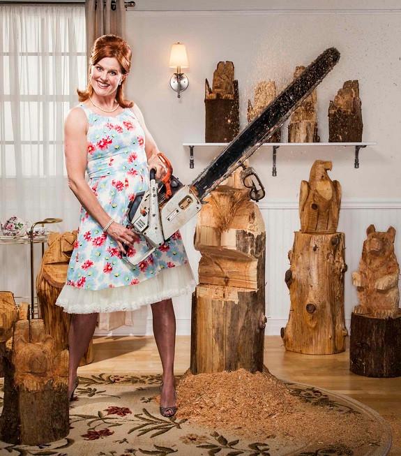 Exponential-Chainsaw Mama_Debbie_Tucker.jpg