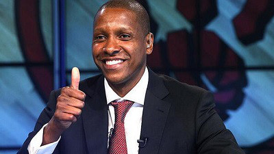 Raptors President, Masai Ujiri, Is Joining The Party!