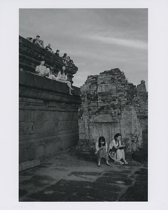 LIMITED EDITION PRINT from TEMPLEWATCHING (edition of 10) ∙ Marc Katz