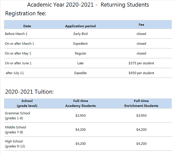 Tuition Return Student June 2020.png