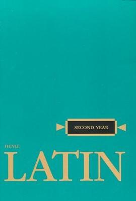 Henle Latin Book 2  (on-line via Zoom)