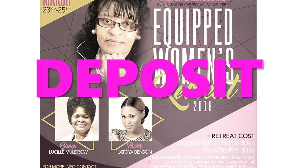 Women's Retreat Deposit