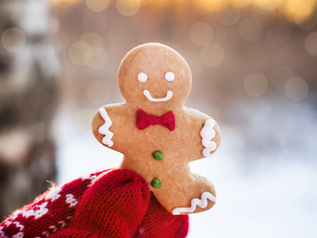 You Must Make Gingerbread Cookies this Christmas.