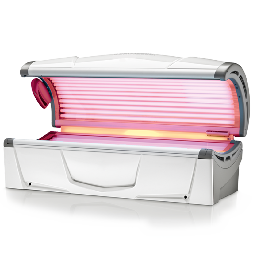 Custom Airbrush Tan + Red Light Therapy