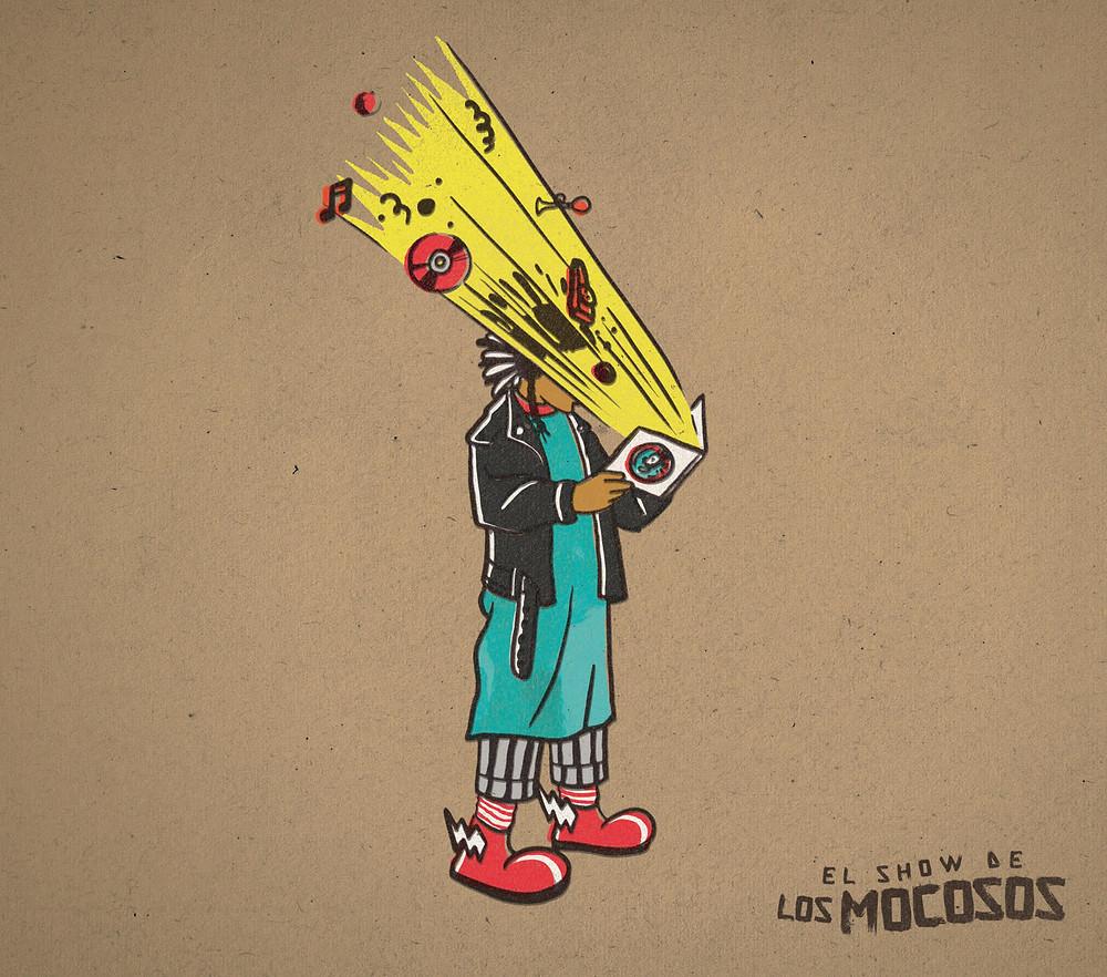 Album El Show de los Mocosos