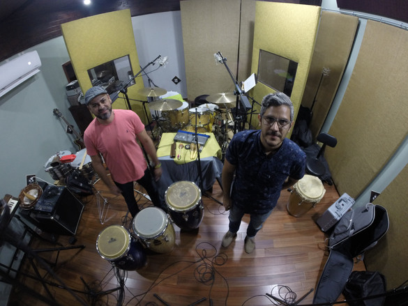 La Percusión para el especial BPPR 2016 en Pasillo Sonoro