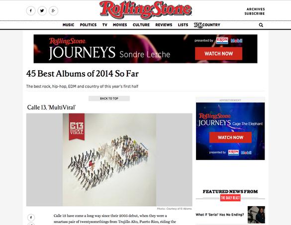 45 Best Albums of 2014 So Far
