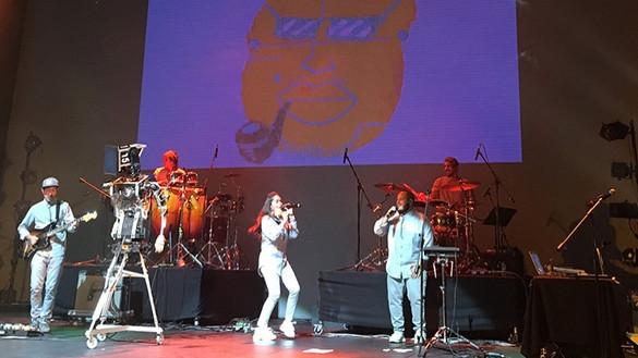 Cierre del Festival Centro en Bogotá