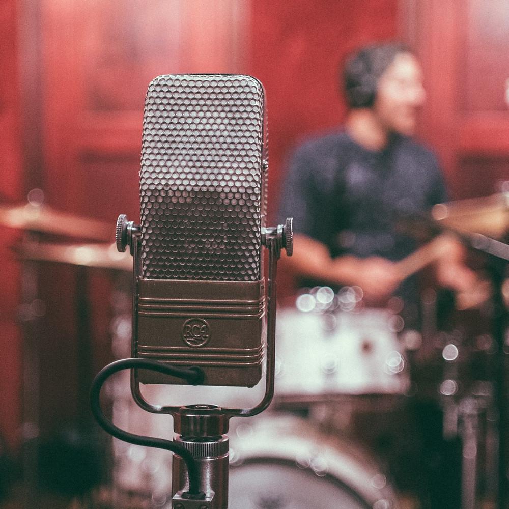 Periné's Drum Recording