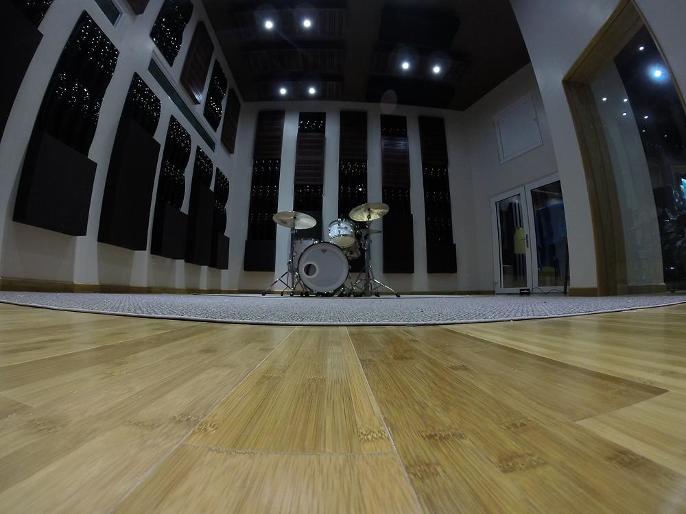 Drum Recording BPPR