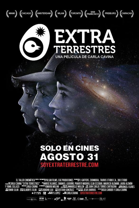 Banda Sonora de Extra Terrestres se lanza el 18 de agosto