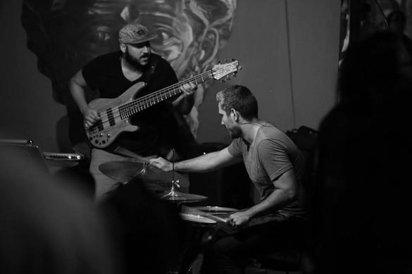 """Turista """" Live at el Bori"""" Jam Session Dub"""