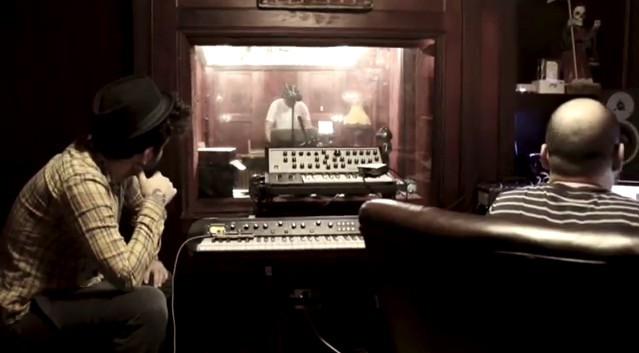 Grabación del vibráfono