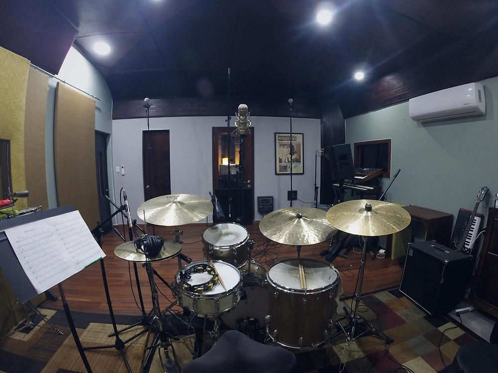Drums para los Metales del Adoquín